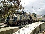 M113A1 FSV Scorpion Turret
