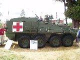 Stryker Ambulance