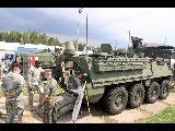 Stryker Commander's Vehicle