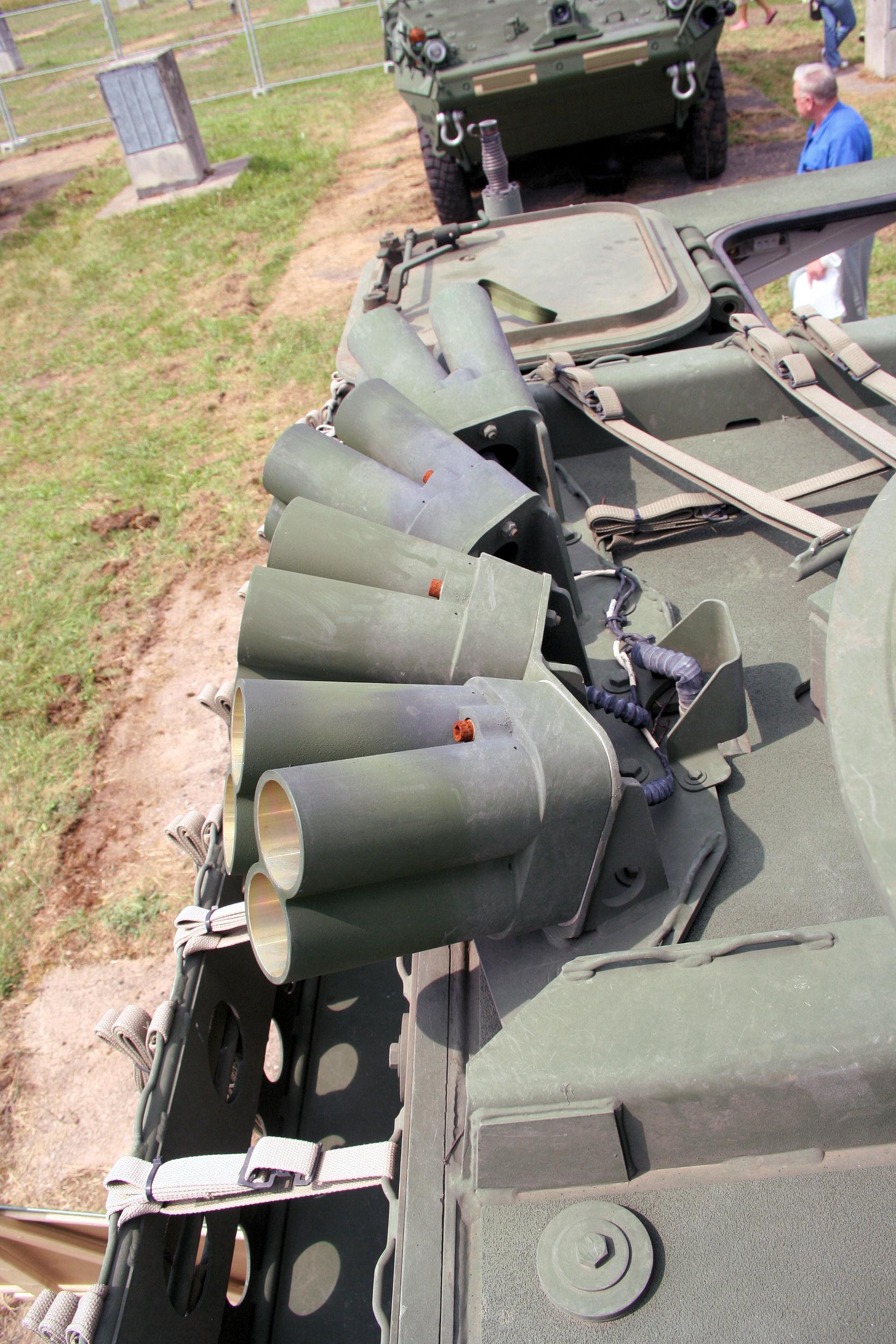 Armorama :: M1127 stryker (rv) WIP