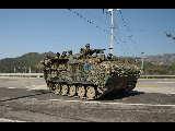 K242A1 Mortar Carrier