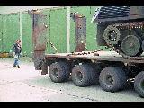 Gepard 1A2 on Faun SLT