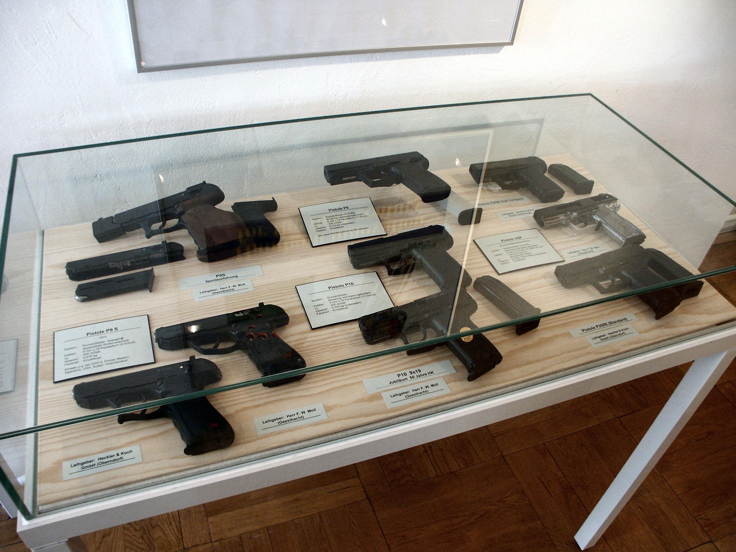 Museo de Armas de Heckler & Koch [reco]