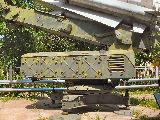 SA-5 Gammon and Radar