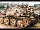 SAV M/43 105mm