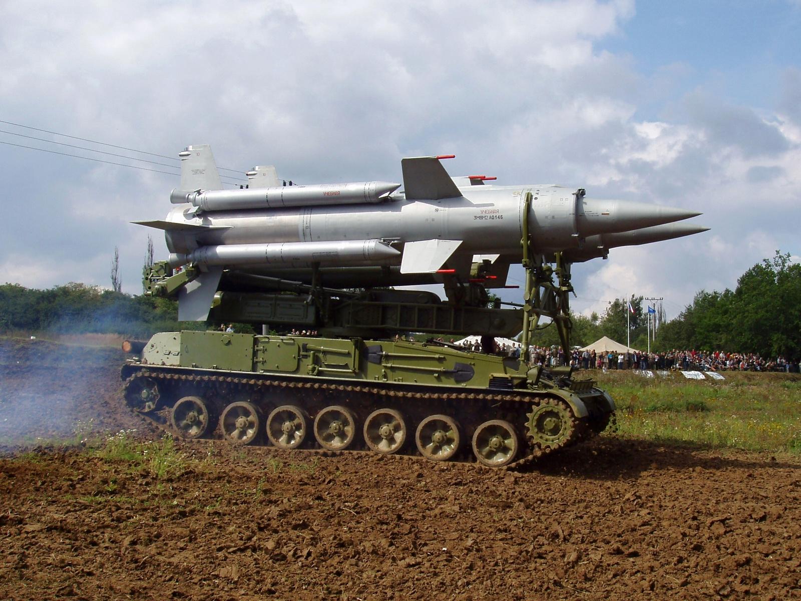 Круг (SA-4 Ganef)