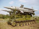 2K11 Krug (SA-4 Ganef)
