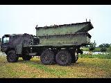 MAN 7 Ton Dump Truck