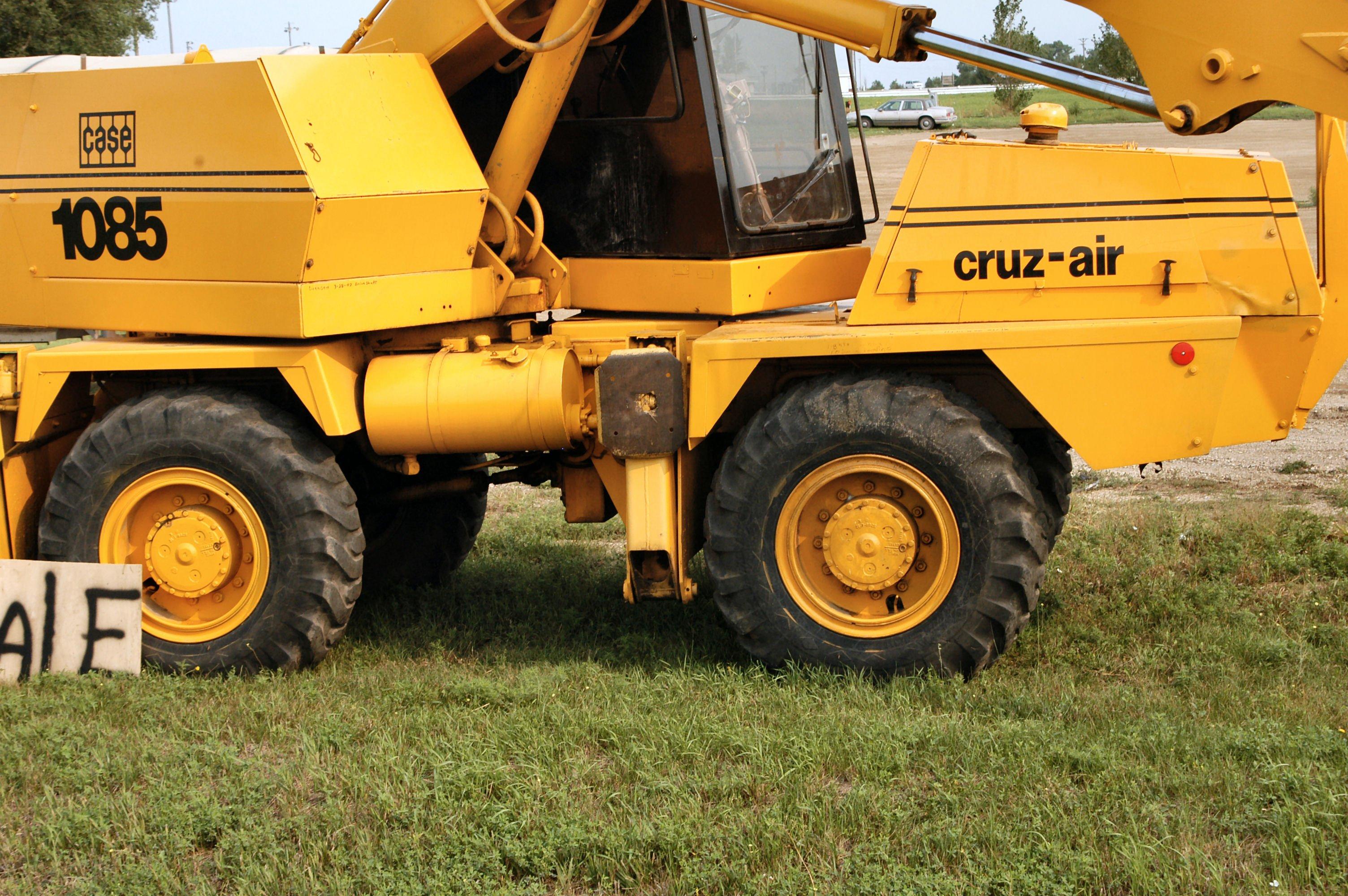 ... Case 1085 Cruz-Air ...
