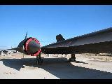SR-71A Blackbird
