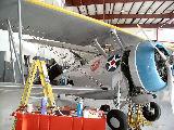 F3F-2 Marine Fighter Plane