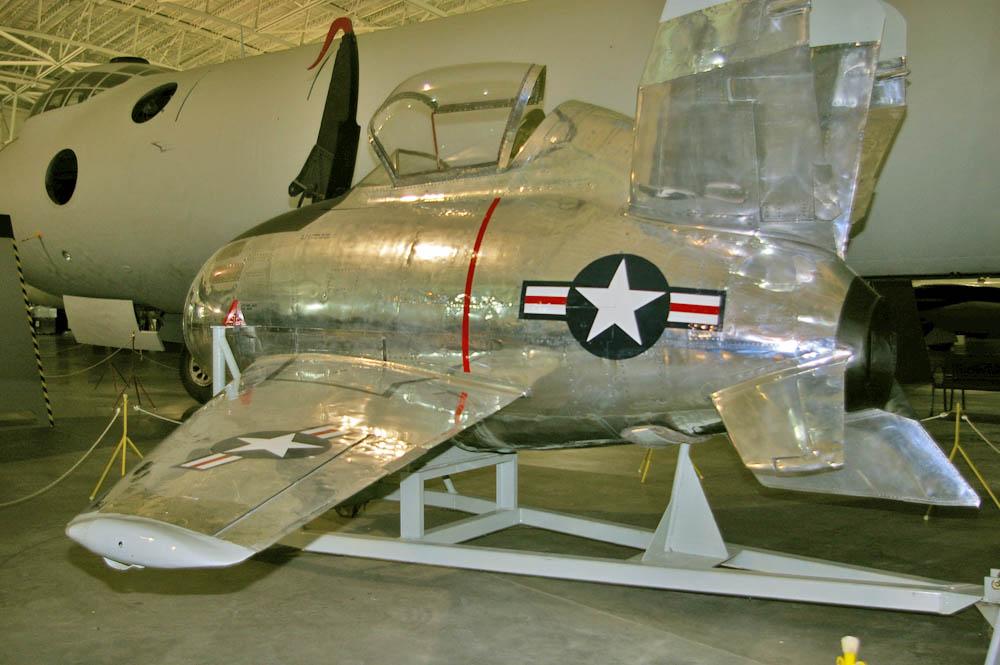 XF-85 Goblin Walk Arou...