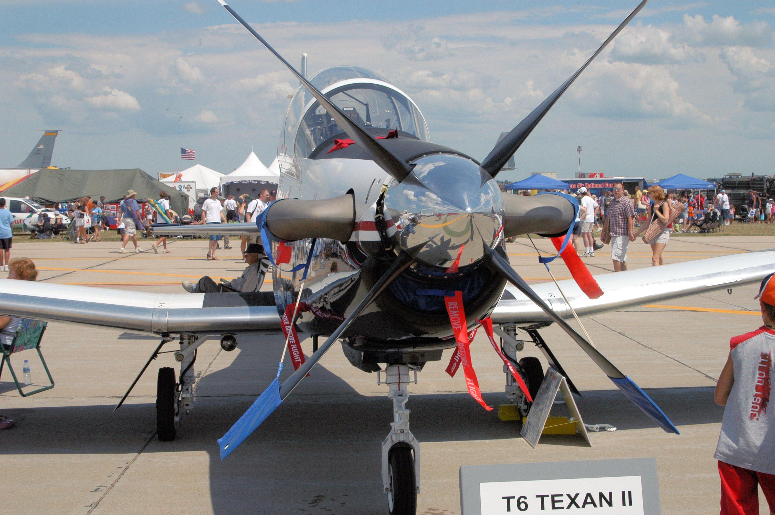 T6 Texan Ii