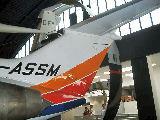 HS-125 G-ASSM