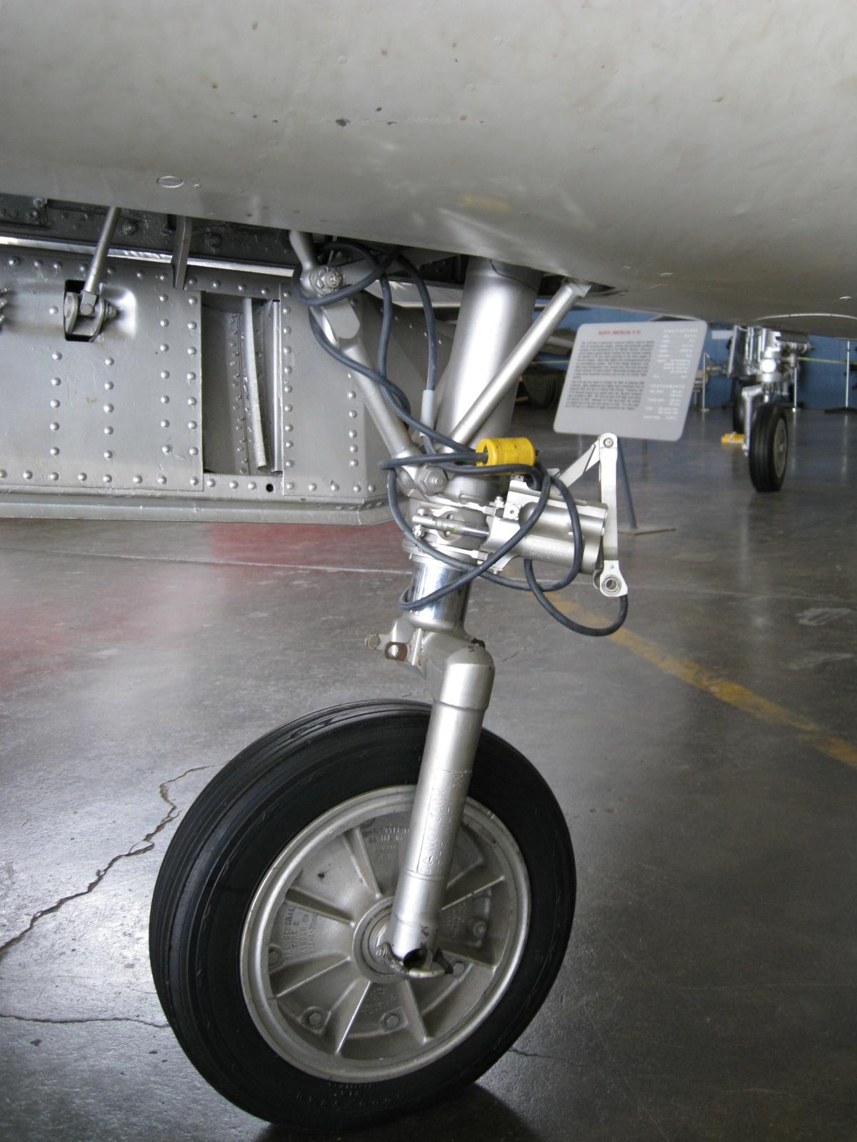 Douglas X-3 Stiletto Walk Around Page 2