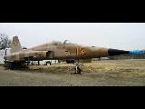 F-5E Arrival