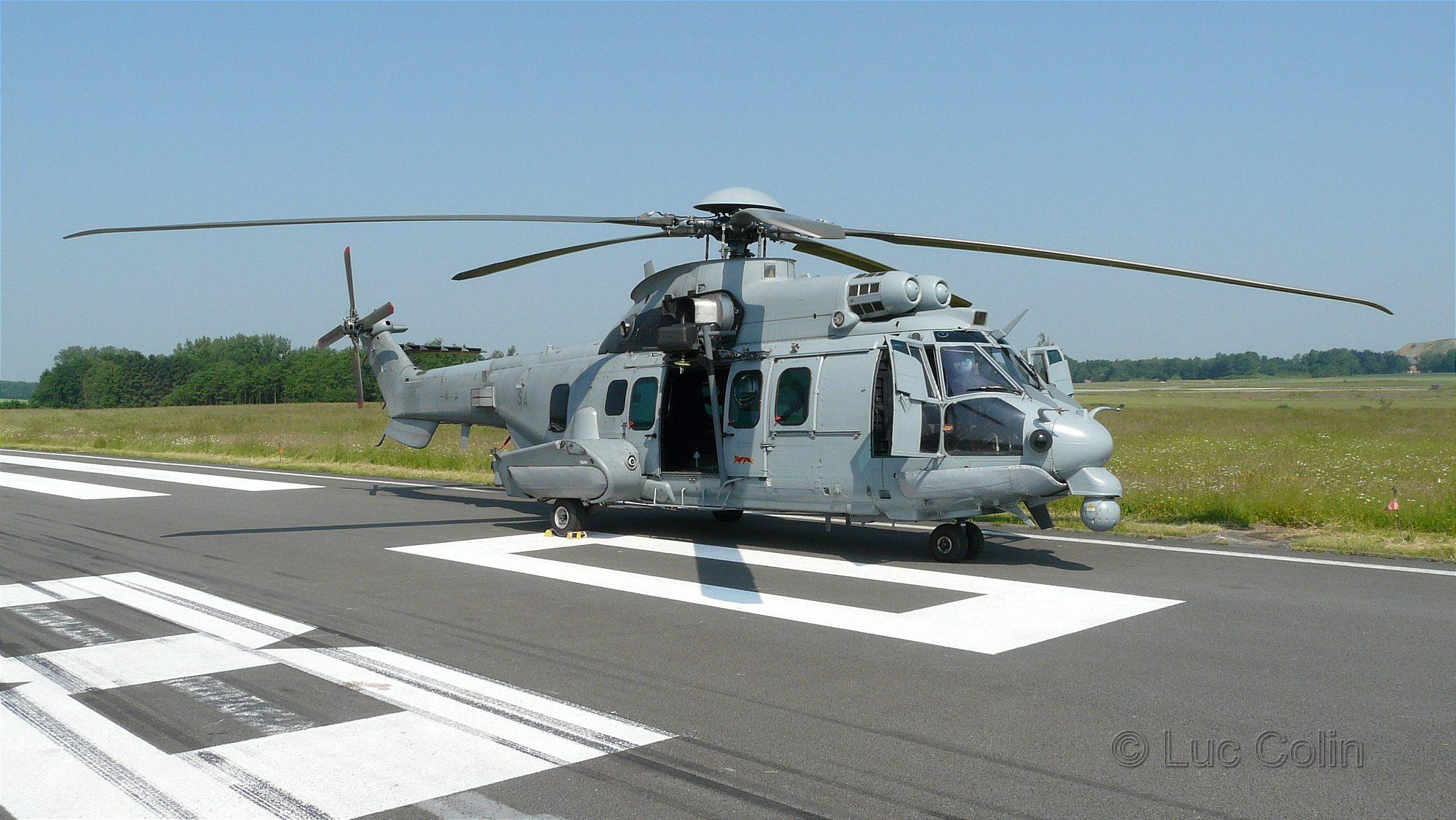 Eurocopter EC 725 Cara...