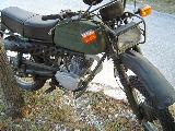 Sachs Hercules Motorbike