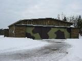 Finnish Aircraft Hangar