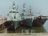Docked Ships