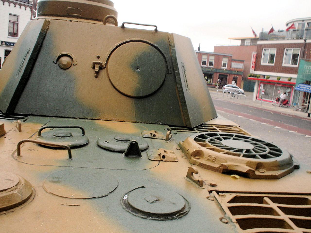 Pz.Kpfw. V Ausf. D Panther