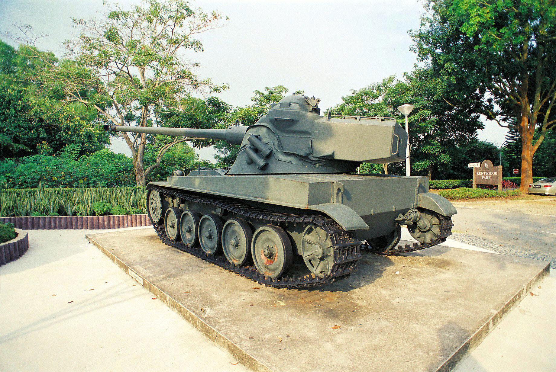 AMX-13 Walk Around Page 1