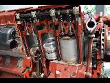 T-72M1 Engine