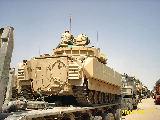 M1070 HET & Bradleys