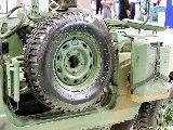 KM424 106mm Recoilless Rifle Carrier