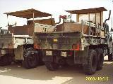Guntrucks in Iraq